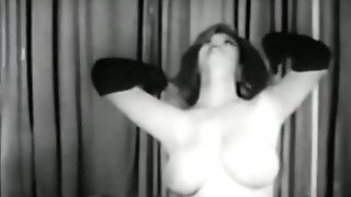 Erotic Nudes 544 50's And 60's - Scene Four