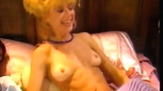 Nina Hartley Antique Bisexual MMF