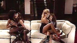 Belt Cock Sally Five