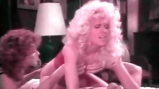 Sharon Kane - Krista Lane - Robert Bullock - 80s Threesome