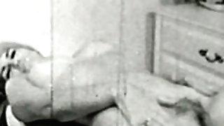 Erotic Nudes 509 1960's - Scene two
