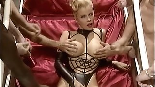 Mass ejaculation with GINA