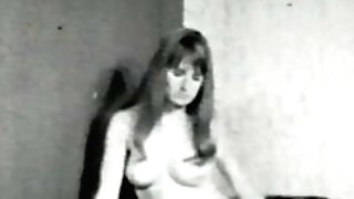 Erotic Nudes 544 50's and 60's - Scene 8