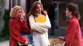 Merle Michaels, Misty Regan And Ron Hudd In Velvet High (1981)