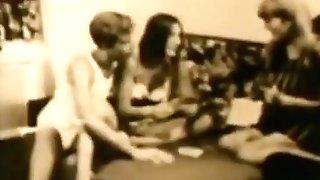 Antique 1950's 1960's Authentic Antique Erotica Four Xlx