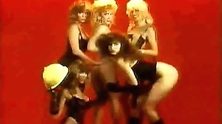 Crimson Hot Fire Dolls