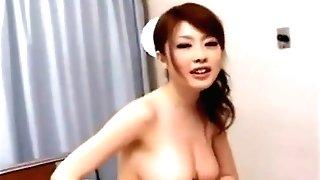Oral Job And Russian Asian Nurse