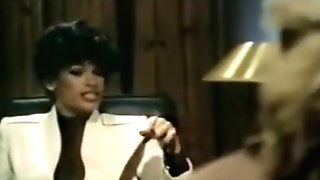 Vanessa Del Rio & A Damsel (1) (girl-on-girl Romp!)