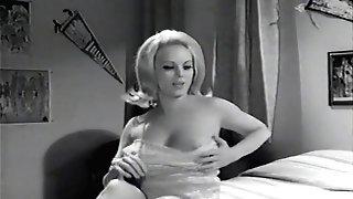 1950 Old School Porno Threesome