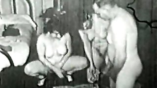 Horny Women Doing Horny Things (1920s Antique)