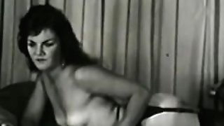 Erotic Nudes 616 50's and 60's - Scene 1