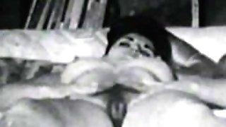 Erotic Nudes 583 50s and 60s - Scene trio