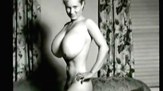 Big tit vintage tube