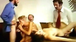 Gang-fuck Im Gerichtssaal (kasimir Der Kuckuckskleber, 1977)