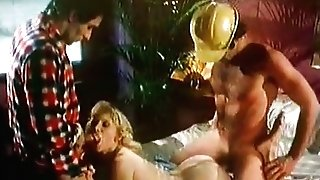 Classical porno threesome movie